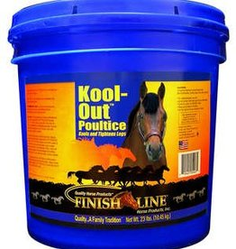 Finish Line Kool Out Clay Poultice