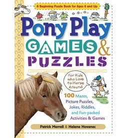 Pony Play Games and Puzzles