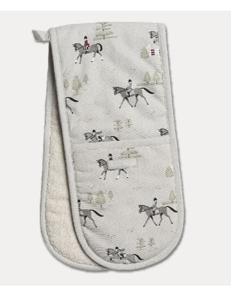 Horse Themed Oven Mitt