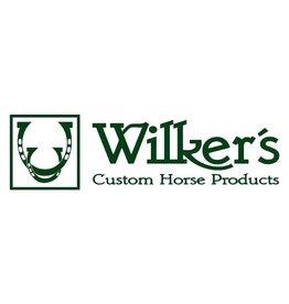 Wilkers Custom Shaped Saddle Pad