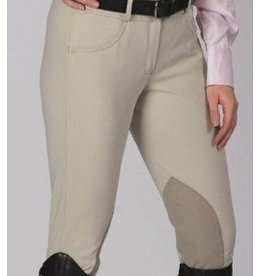 Tuscany Pearl Knee Patch Breeches
