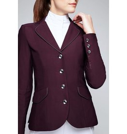 Asmar Asmar London Show Jacket Chianti/Grey