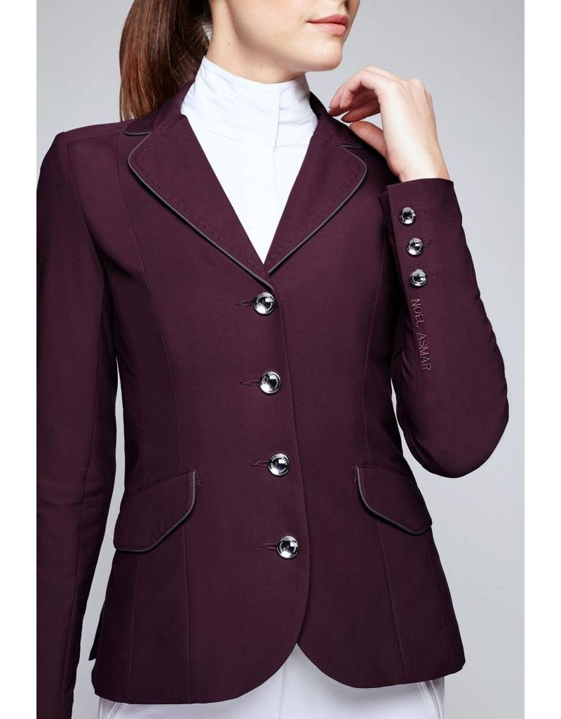 Asmar London Show Jacket Chianti/Grey