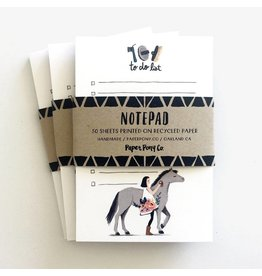 Paper Pony Co. Pretty Pony Notepad