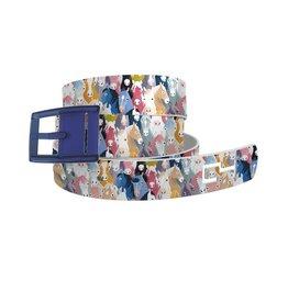 C4 Belts C4 Belt Horse Heads