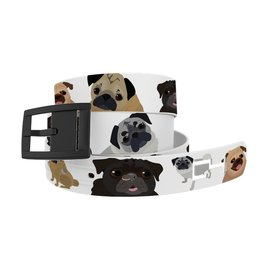 C4 Belts C4 Belt Pug Dog