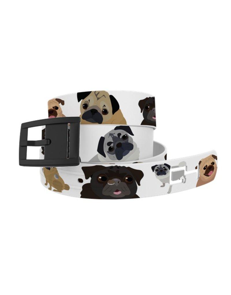 C4 Belts C4 Belt Pug Dog