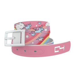 C4 Belts C4 Belt Rainbow Unicorn