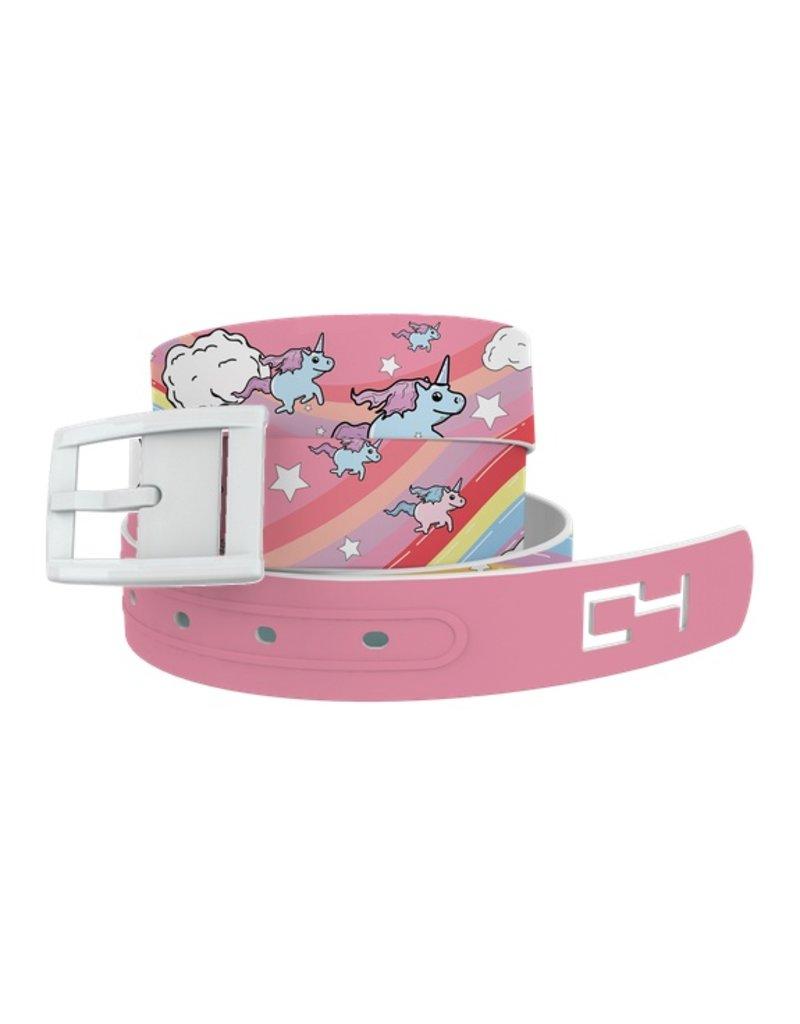 C4 Belts Belt Rainbow Unicorn