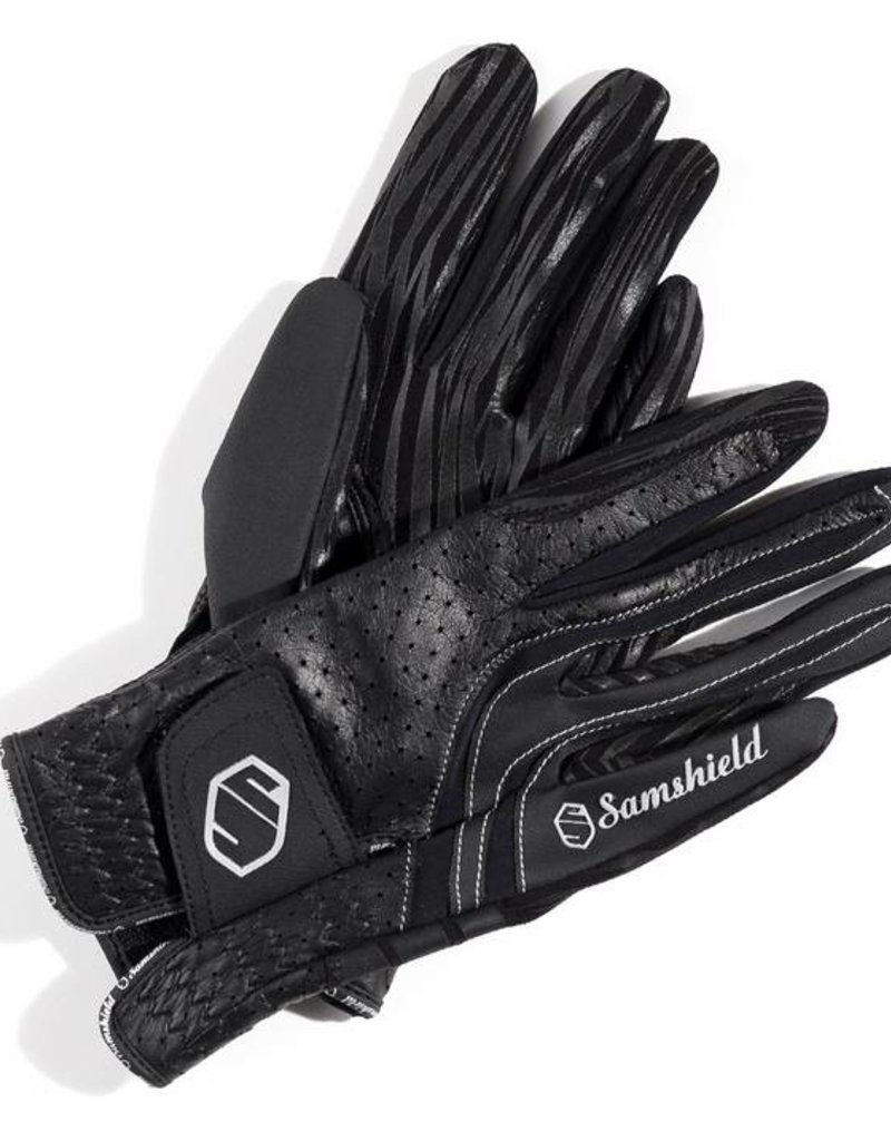 Samshield V2 Gloves Black