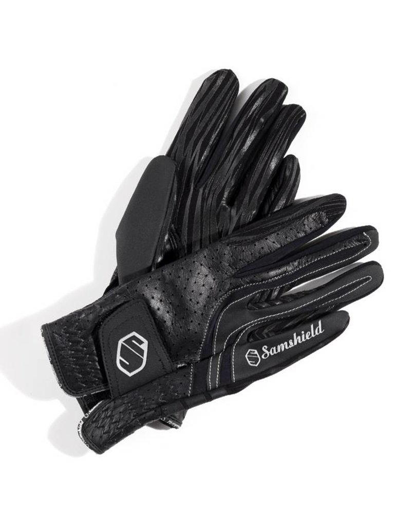 Samshield Gloves Black