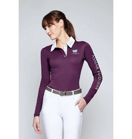 Asmar Asmar Classic Long Sleeve Polo