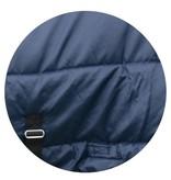Century 420D 300G Nylon Stable Blanket Navy/Silver