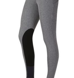 Kerrits Kerrits Winter Cargo Knee Patch Breech Heather Grey