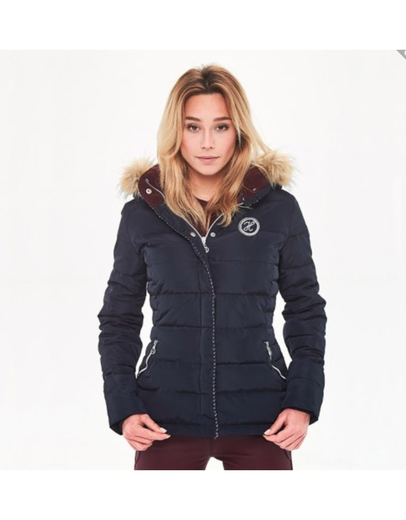 Harcour Charlotte Padded Winter Jacket