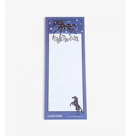 Hatley Hatley Magnetic Notepad 'Night Mare of a List'