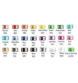 C4 Belt Buckles - Various Colours