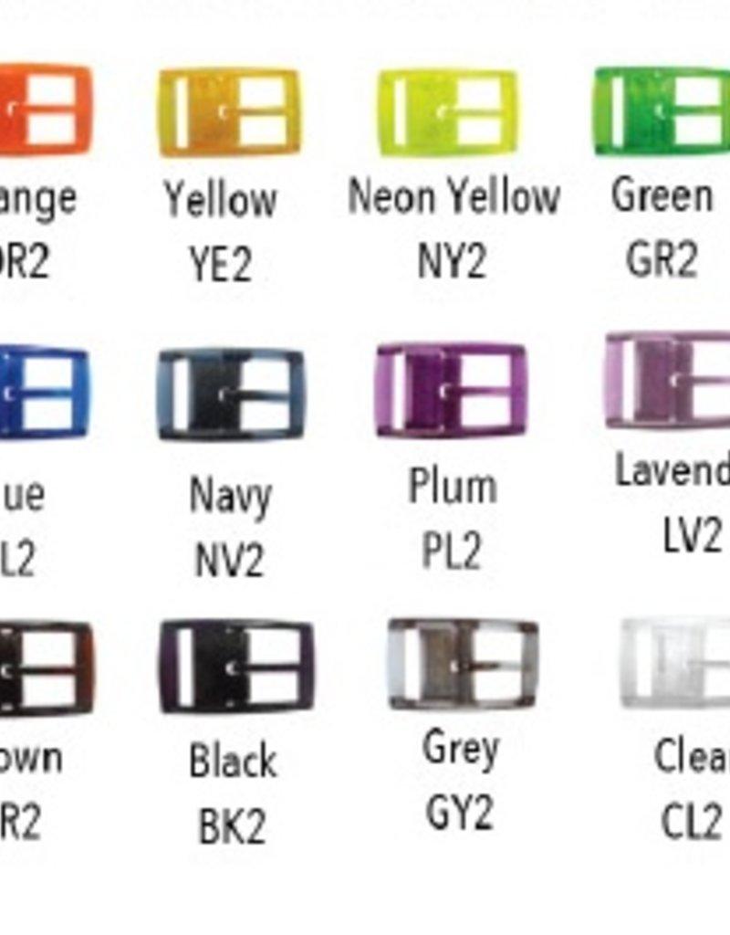 Belt Buckles - Various Colours