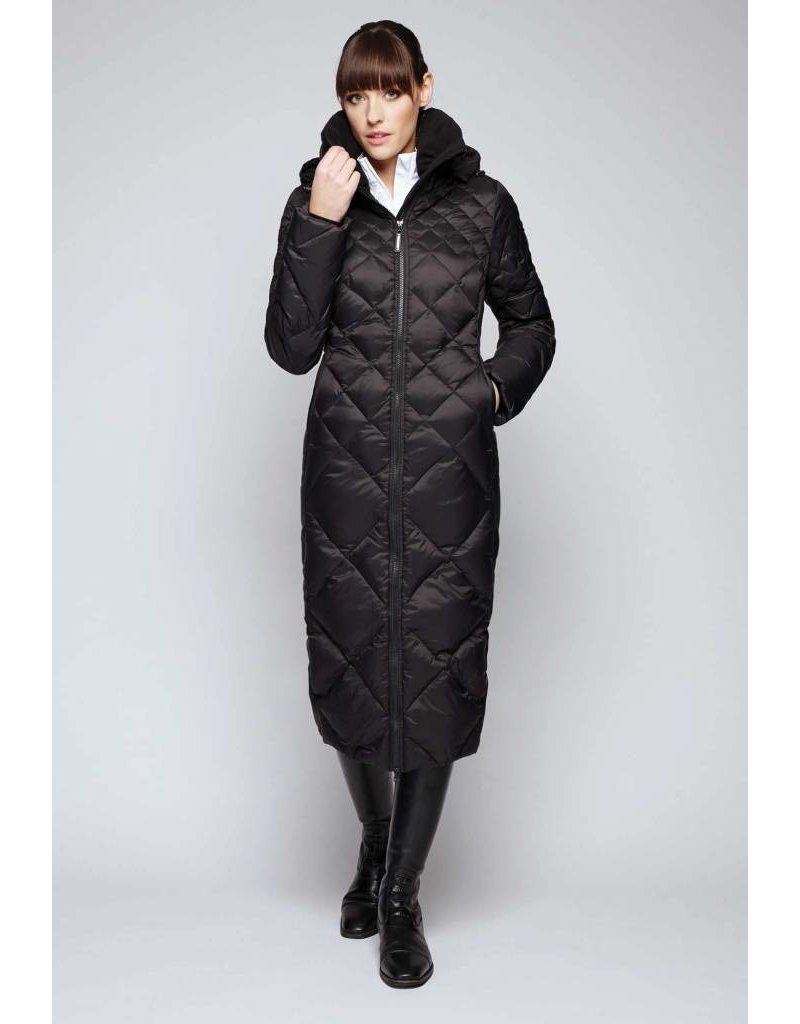 Asmar Albany Down Coat Black