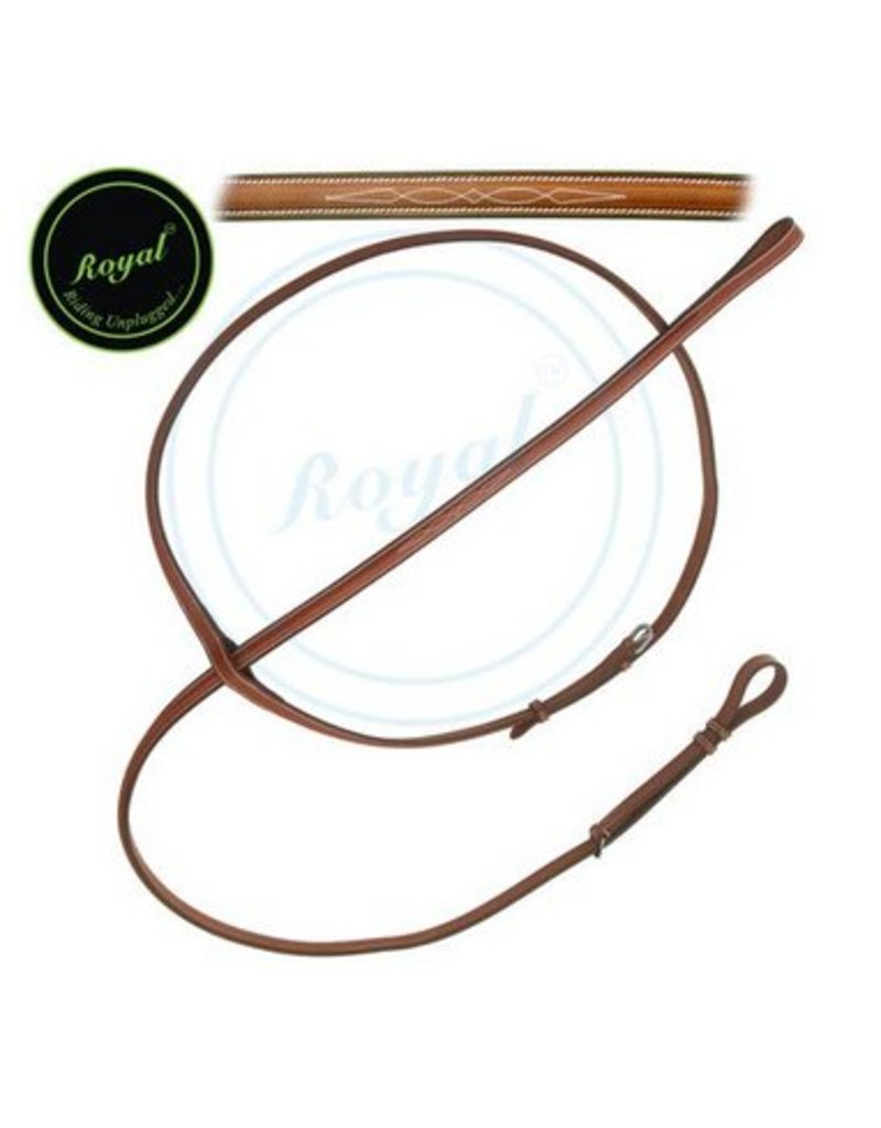 Royal Fancy Raised Standing Martingale