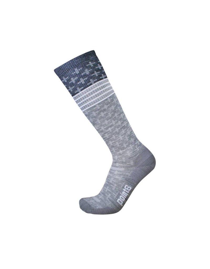 Point 6 Active Life Lace Ultra Light Merino Sock