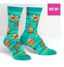 Sock it to Me Sock it to Me Crew - Tiki Toes