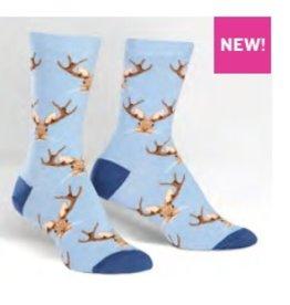 Sock it to Me Sock it to Me Crew - Jackalope