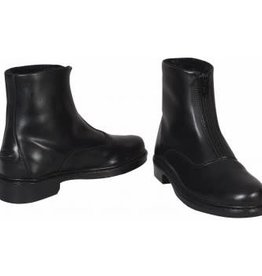 Tuff Rider Childs Winter Zip Paddock Boot Black