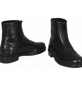 Tuff Rider Ladies Winter Zip Paddock Boots Black