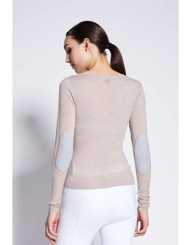 Asmar Mara Crew Neck Merino Sweater