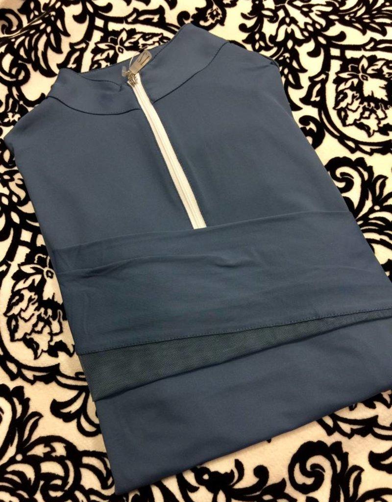 Tailored Sportsman Icefil Shirt Bluebird
