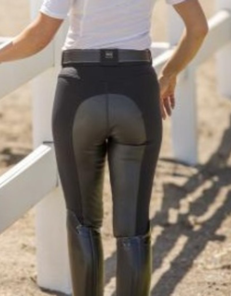 FITS Riding Free Flex Full Seat Zip Front Breech
