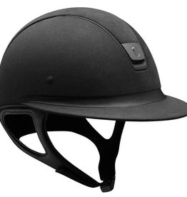 Samshield Samshield Premium Miss Shield Alcantara Black Helmet