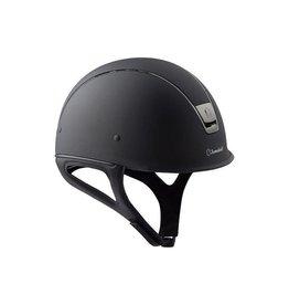 Samshield Samshield Shadowmatt Race Helmet Black