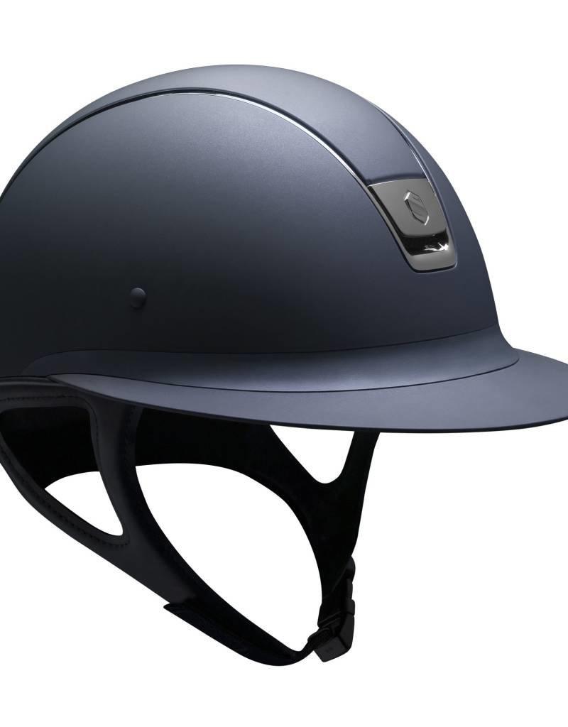 Samshield Miss Shield Shadowmatt Helmet Navy