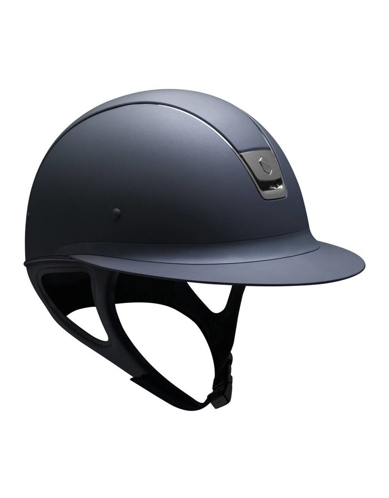 Samshield Miss Shield Shadowmatt Helmet Navy