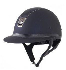 Samshield Samshield Shadowmatt Miss Shield Helmet Black Shimmer