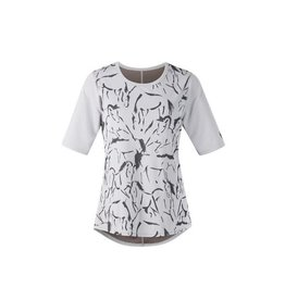 Kerrits Kerrits Cool Down Tech Tee Silver