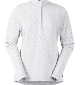 Kerrits Kerrits Long Sleeve Sport Show Shirt White