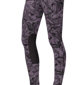 Kerrits Kerrits Kids Performance Riding Tight Orchid Swirl