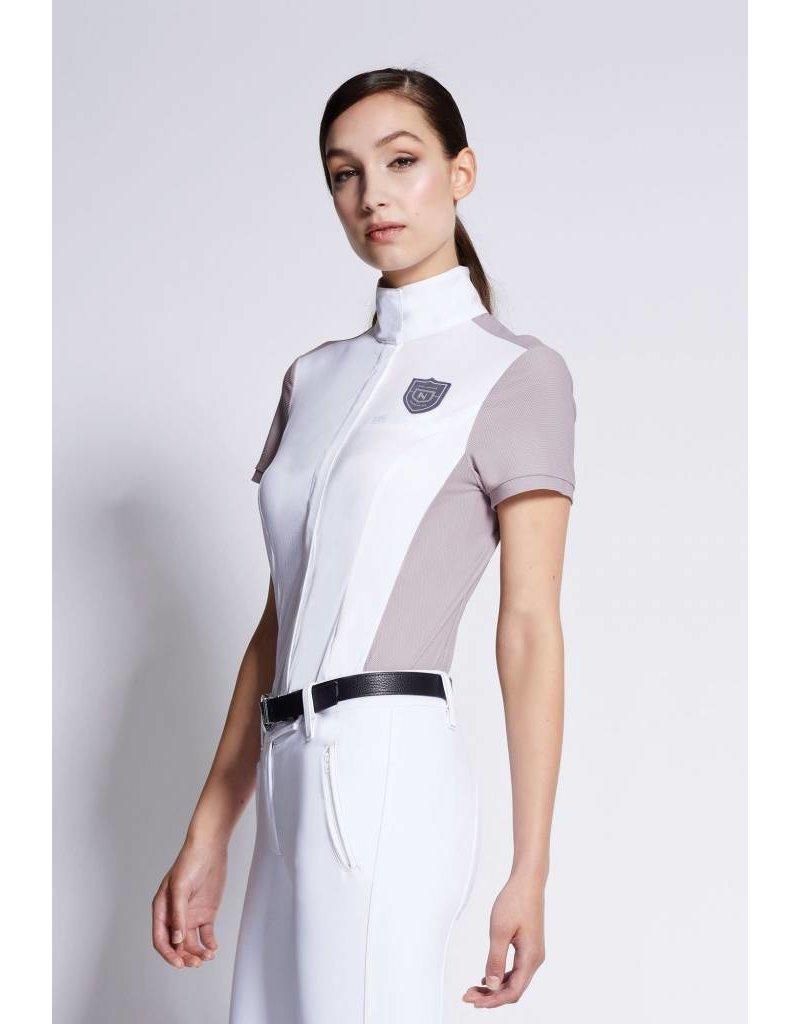 Asmar Orion Short Sleeve Show Shirt Dusty Mauve