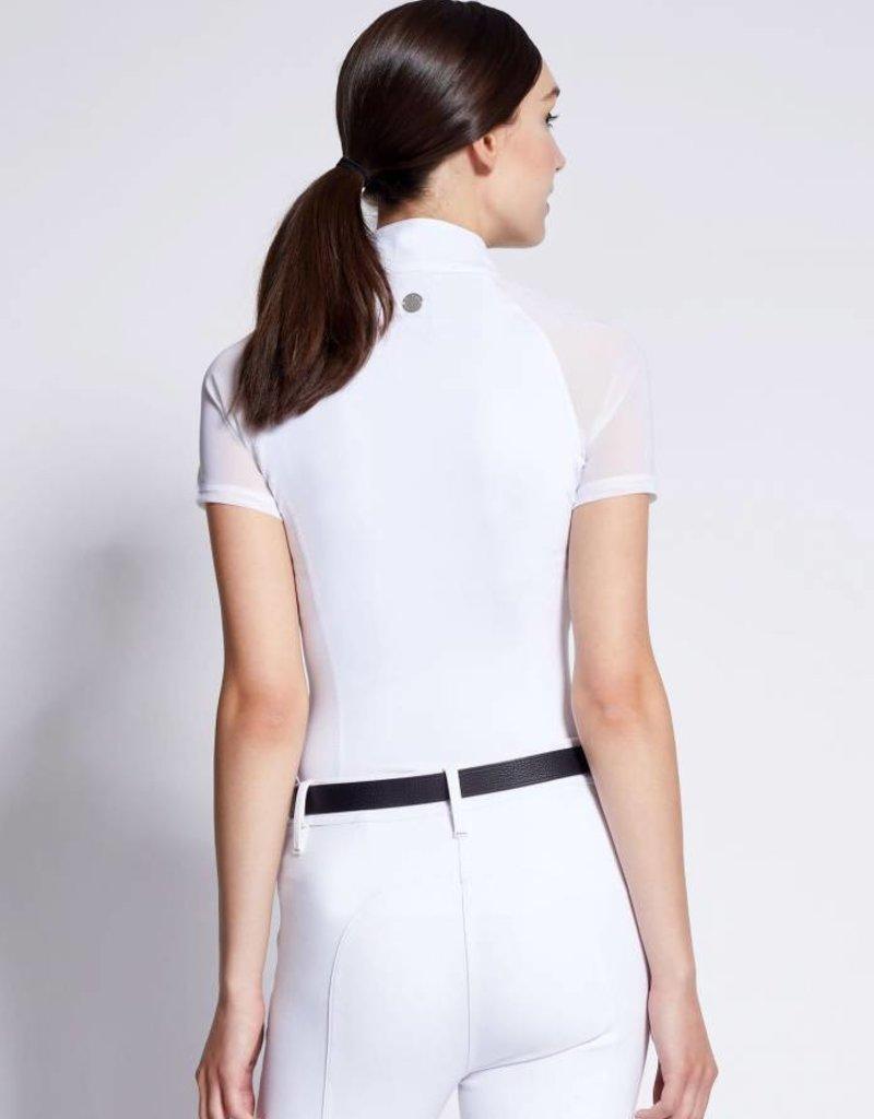 Asmar Paris Compression Top White