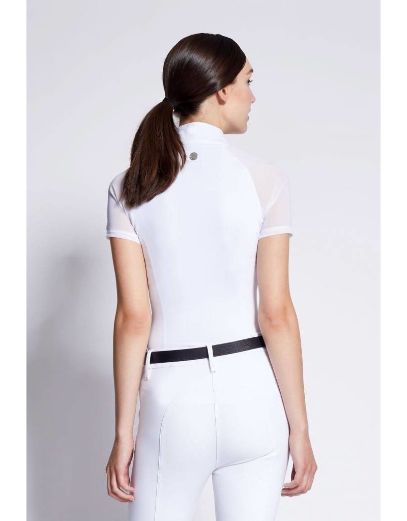 Asmar Paris Compression Top White