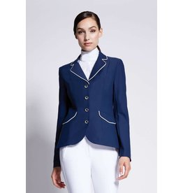 Asmar Asmar London Show Jacket Navy/White