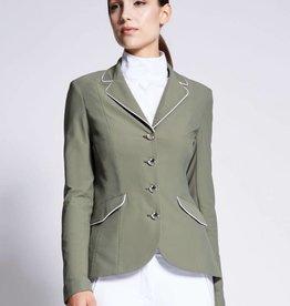 Asmar Asmar London Show Jacket Olive/White