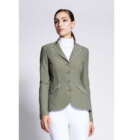 Asmar Asmar London Show Jacket Olive/White