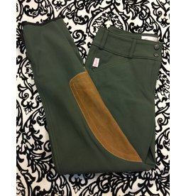 Tailored Sportsman Tailored Sportsman LR FZ Breech Loden Green/Tan