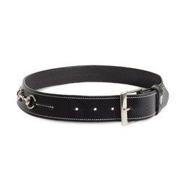 Tredstep Tredstep Curved Snaffle Bit Belt Black