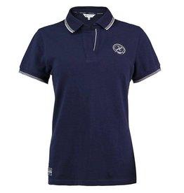 Harcour Harcour Rita Womens Polo Shirt Navy