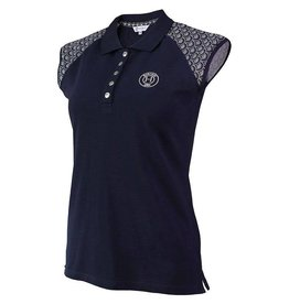 Harcour Harcour Tiffany Womens Polo Navy